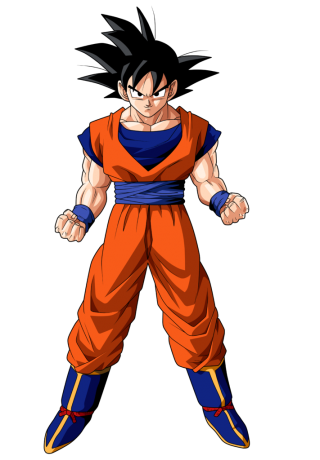 Goku Picture Download PNG images