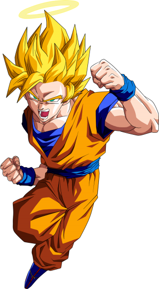 Background Goku PNG images