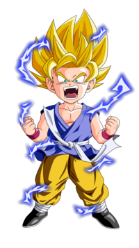 Download Icon Goku PNG images