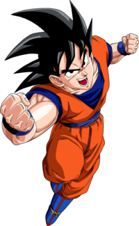Download Picture Goku PNG images