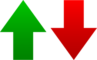 Green Red Arrow Png PNG images