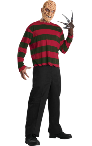 Halloween Costume, Freddy Krueger Png PNG images