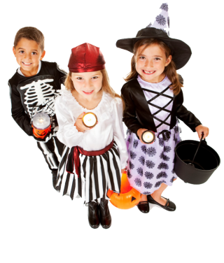 Halloween Costume Kids Party Png PNG images