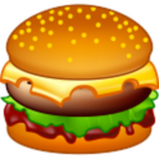 Burger, Cheeseburger, Fast, Fast Food, Food, Hamburger, Sandwich Icon PNG images