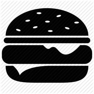 Hamburger Icon Stock Vector PNG images