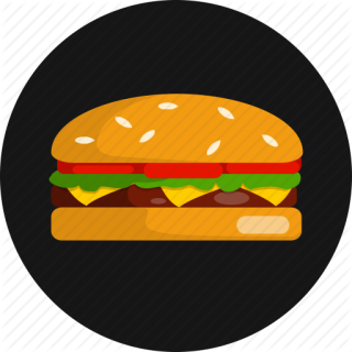 Free High-quality Hamburgers Icon PNG images