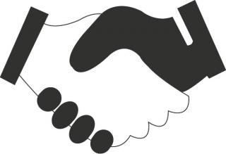 Download Icon Handshake PNG images