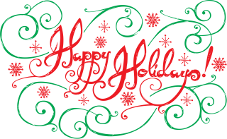 Best Free Happy Holidays Png Image PNG images