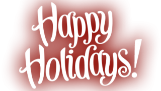 Background Transparent Happy Holidays PNG images