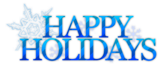 PNG Happy Holidays HD PNG images