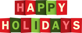 Png Happy Holidays Vector PNG images
