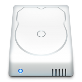 Icon Hard Drive Vector PNG images