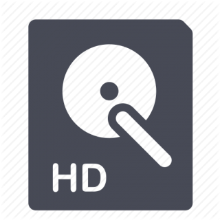 Transparent Icon Hard Drive PNG images