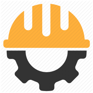 Gear, Hardhat, Helmet, Settings Icon PNG images
