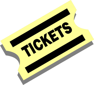 Ticket Free Microsoft Clip Art PNG images