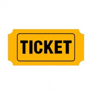 Ticket Free PNG, Ticket Yellow Image PNG images