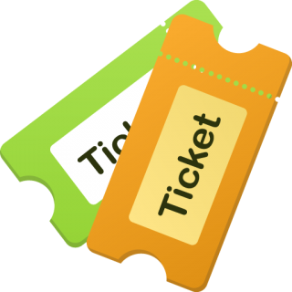 Two Ticket Symbol Download Png PNG images