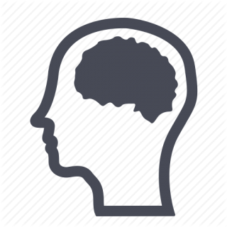 Brain In Head Icon PNG images