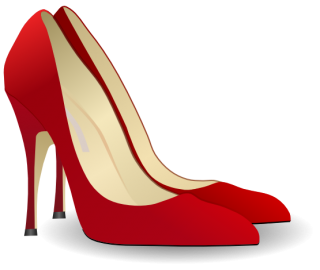 Red Heels, Pair Shoes Png Icon PNG images