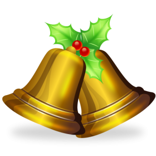 Bells, Christmas Icon PNG images