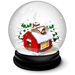 Christmas House Icon PNG images