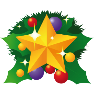 Christmas Star Icon PNG images