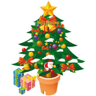Christmas Tree Icon PNG images