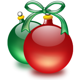 Crystal Christmas Ball Icon PNG images