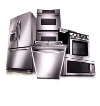 Home Appliances Background PNG images