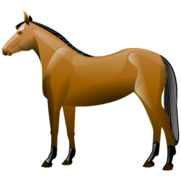 Drawing Horse Icon PNG images