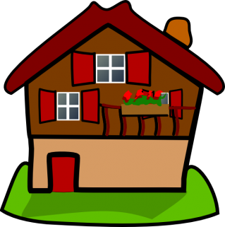 Cartoon House Clip Art HD Png PNG images