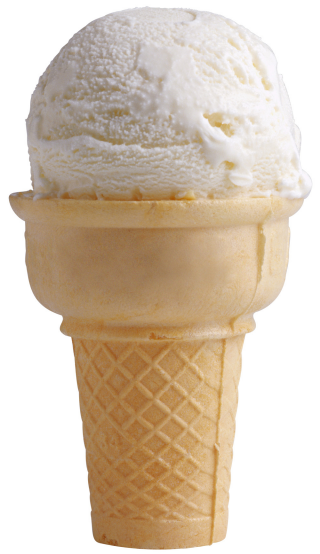 Ice Cream Png Vanilla Ice Cream Cone PNG images