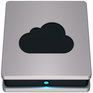 Icloud Library Icon PNG images