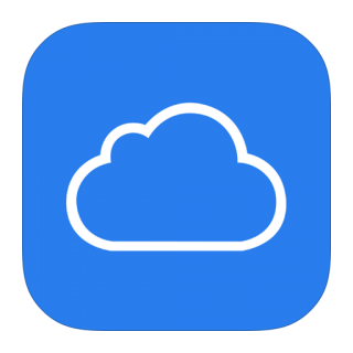 Icloud Storage Icon Less Plans Cloud Drive Email Iphone Apps Transparent Background PNG images