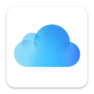 Icloud Drive App Icon Ios Screen Cloud Apple Mac Iphone Apps Ipad Storage Hide Feature Settings Mail Itunes Backup Data Transparent PNG PNG images