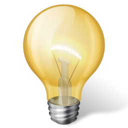 Idea Icon Transparent Idea Png Images Vector Freeiconspng