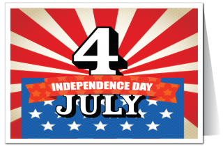 Independence Day 4th July PNG Image PNG images