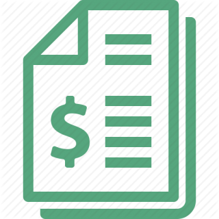 Icon Invoices Size PNG images