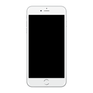 White Iphone 6 Png Image PNG images