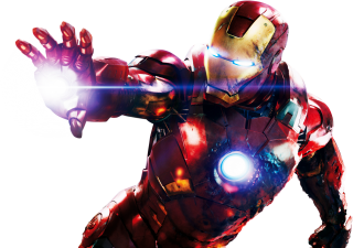 Use These Iron Man Vector Clipart PNG images