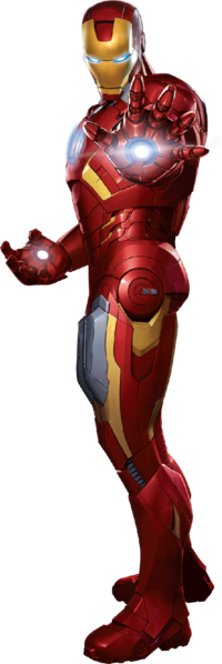 Iron Man File PNG PNG images