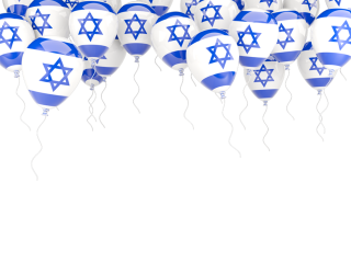 Use These Israel Flag Vector Clipart PNG images