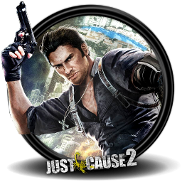 Just Cause 2 3 Game Icon PNG images