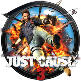 Just Cause 3 Icon PNG images