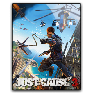 Just Cause 3 V2 Icon PNG images