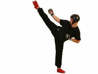 Kick Boxing Icon PNG images