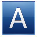 Letter A Icon Pictures PNG images