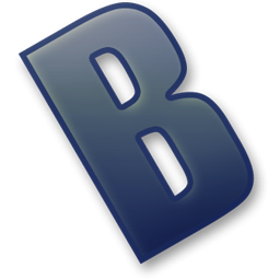 Letter B Free Png Icon PNG images