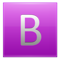 Image Letter B Free Icon PNG images