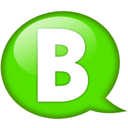 Letter B Download Ico PNG images